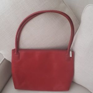 Hobo international red purse